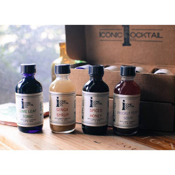 [50% off] Iconic Cocktail Travel Pack with Box Mixer