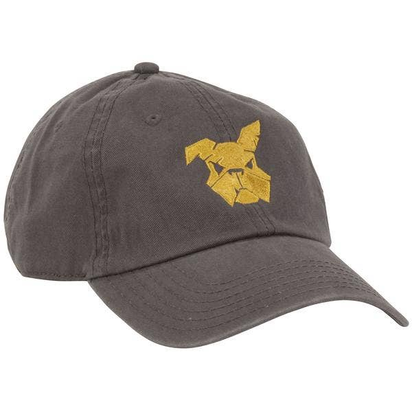 DamnDog Dad Cap in Grey