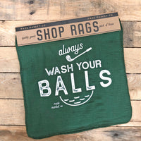 Shop Rags Gold Wash Your Balls
