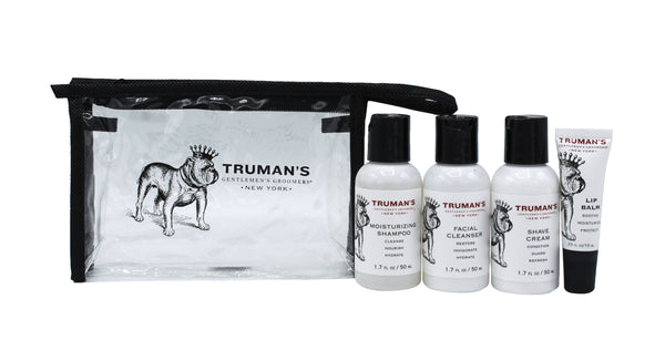 TRUMAN'S Travel Set