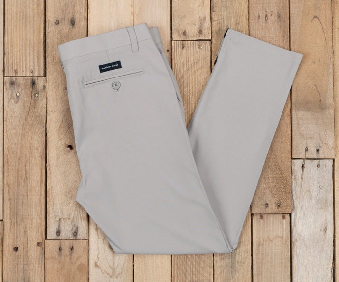 Southern Marsh Peterson Performance Light Grey Pant 34-40 (32