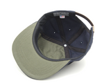 The Ampal Creative In The Dirt Navy Strap Back Hat