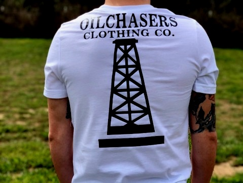 [50% off] Oilchasers Big Rig Tee Size M, L, 2X