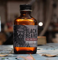 Wolf & Iron • Blackbeard • Beard Oil