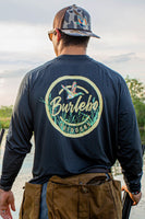 Burlebo [SUN TEE] Burlebo Outdoors Long Sleeve Tee Size S & 2X