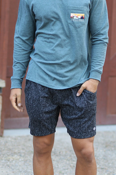 Burlebo [CHALLENGER] Performance Fleece Shorts Size S, M, L, XL, 2X