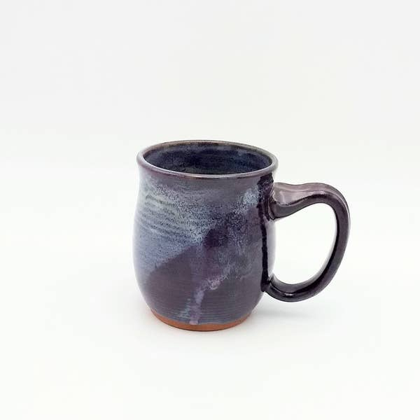 Clay Path Eggplant Everyday Mug