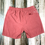Burlebo [SHORTS] Cardinal Red Athletic Shorts Shorts Size S, M, L