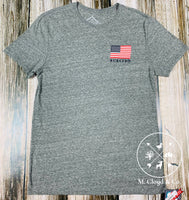 Burlebo USA Party Like W, Dress Like JFK Tee Size S, M, 2X [RUNS BIG]