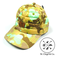 COAL HEADWEAR The Fairfax Quilted Down Adjustable Hat