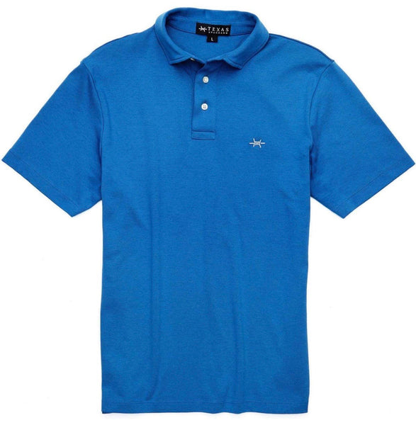 TEXAS STANDARD Performance Hybrid Polo [CIELO] S & M