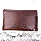Mission Leather Co. Slim Wallet [BROWN]
