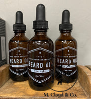 The Mailroom Barber Co. • Tea Tree • Beard Oil