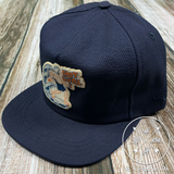 The Ampal Creative Hot Curl Strap Back Hat