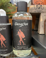Emerson Park • BLACK • Shampoo & Body Wash Black Label