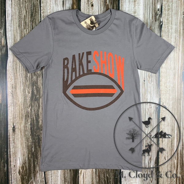 Bake Show Tee Size XS, S, M, L