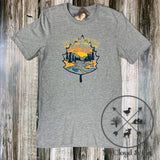 [50% off] Go Wherever The River Takes You Tee Size XL