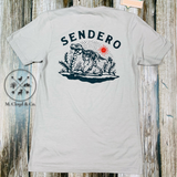 Sendero Provisions Co. Skelly Rex Tee Size S, M, L, 2X