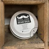 Private Stache Beard Balm