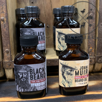 Wolf & Iron • John Muir • Beard Oil