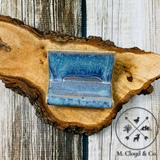 Bay Pottery Desert Business Card Holder