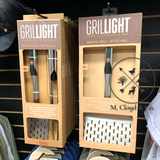 GRILLIGHT Oversized Giant Spatula and LED Lights
