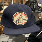 The Ampal Creative Best in the West II Strap Back Hat