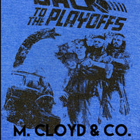 [75% off] Back to the Playoffs Tee Size M, L, XL, 2X