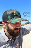 Diamond Bills Incognito Camo Duck Hat