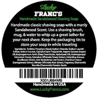 Lucky Franc's Complete Wet Shave Kit - All Black Razor Set
