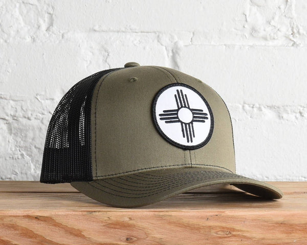 New Mexico Sun Classic Snapback Hat
