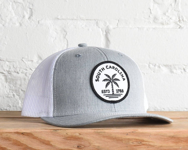 South Carolina Palms Snapback Hat