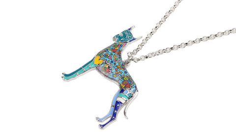 great dane necklace