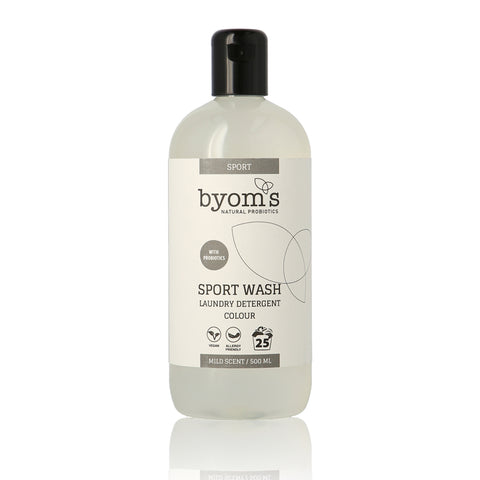 SPORT WASH - PROBIOTIC LAUNDRY DETERGENT - COLOUR