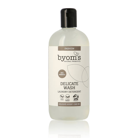 DELICATE WASH - PROBIOTIC LAUNDRY DETERGENT - FIG MILK SCENT