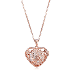 Seraphim Rose Gold Plated Chain