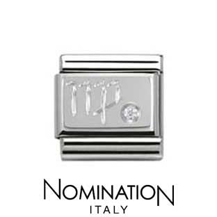 Nomination Virgo charm