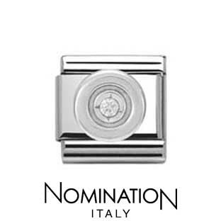 Nomination SilverShine Circle Charm