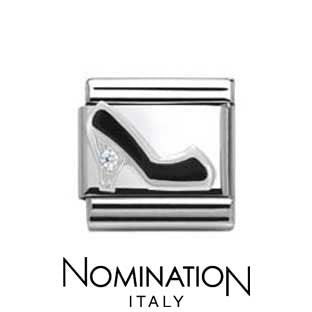 Nomination Black Stiletto Charm