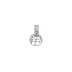 Buckle Up Silver Dangle Tree Of Life Charm