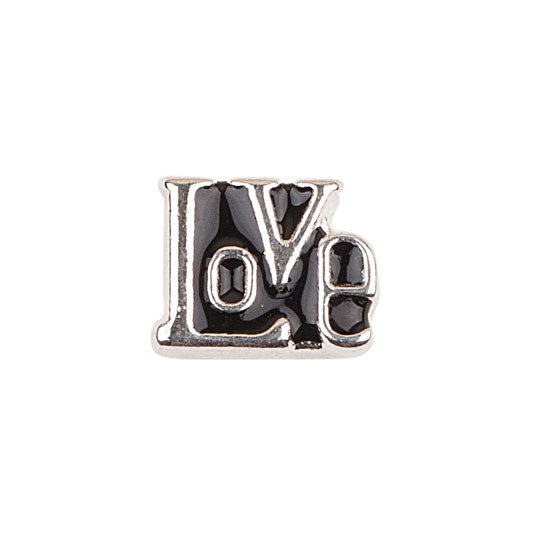 Love Charm Black Back Ground
