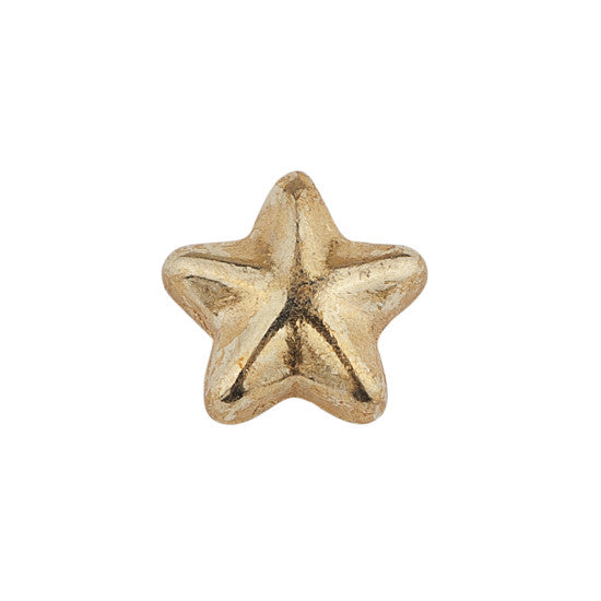 STAR CHARM GOLD (SOLID)
