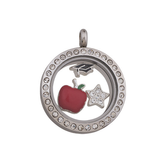 Teacher Your A Star Charm Locket