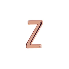 Buckle Up Rose Gold Z Charm