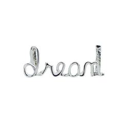 Buckle Up Silver Dream Charm
