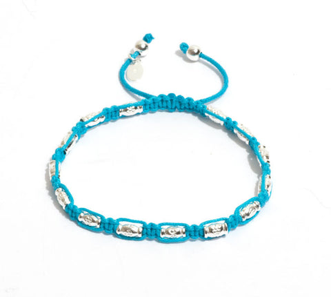 Lauryn James Barcelona Strength Friendship Bracelet