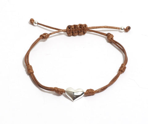 Lauryn James Heart & Soul Friendship Bracelet