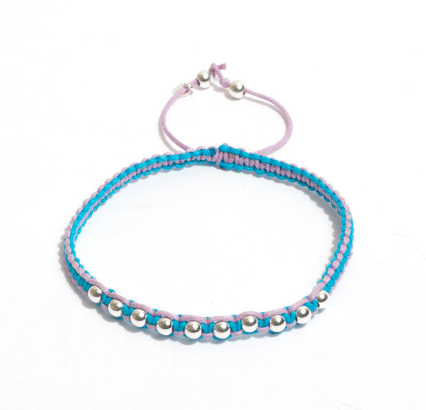 Lauryn James Verona Friendship Bracelet