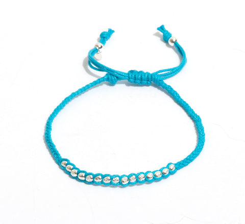 Lauryn James Venice Friendship Bracelet
