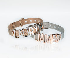 Buckle Up Rose Gold Y Charm